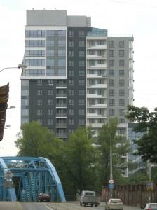 Budynek mieszkalno-usługowy Odra Tower.