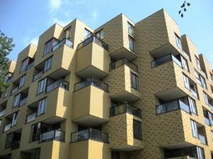 Budynek mieszkalno-usługowy Corte Verona.