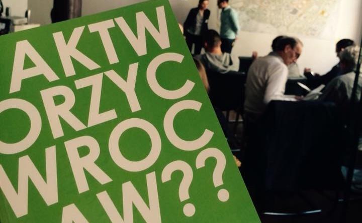 Jak tworzyć Wrocław konfa