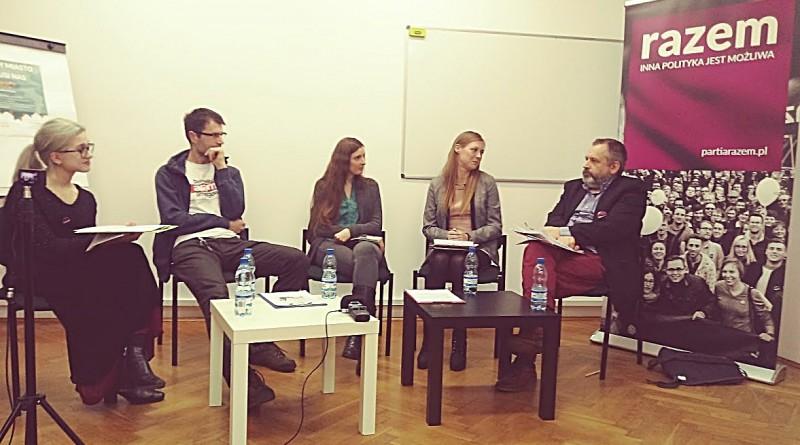 debata R eko wszyscy Łukasz Olszewski_