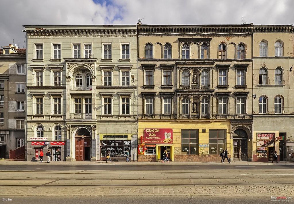 Kamienice o numerach 23 i 24 przy ul. Kołłątaja. Fotopolska.eu http://fotopolska.eu/foto/1181/1181506.jpg