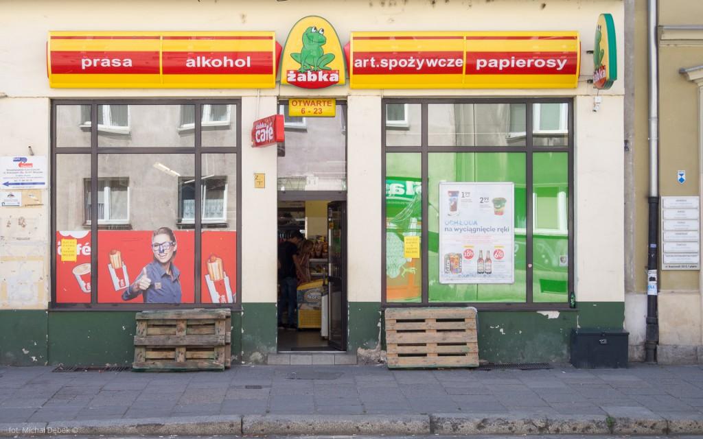 Kościuszki 2018. Convenience store. Więcej zdjęć